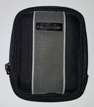 "Kenneth Cole Reaction SMALL Bag 3.5""x4.5"" Phone Cards Packable Strap Bla... - $14.46"