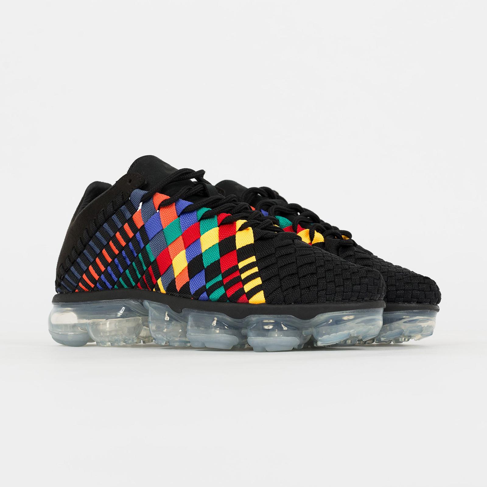 3bf8f6e67dd Nike Air Vapormax Inneva (Rainbow  Pride  Multicolor  Black) Men 7-