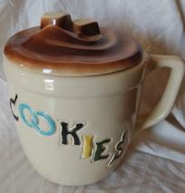 American Bisque Hot Chocolate Cookie Jar - $67.72