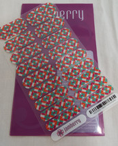 Jamberry March Host Exclusive Nail Wrap 2015 HR201503 Full Sheet - $14.84