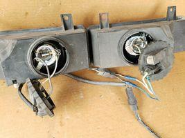88-92 Alfa Romeo 164 Fog Light Lamp Set L&R image 10