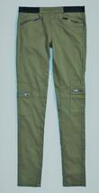 [BLANKNYC] Girl's Utility Leggings, Olive , Size 10, MSRP $58