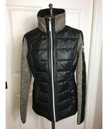 LUHTHA QUILTED ZIP-UP JACKET FITS SIZE 4-6 - $39.59