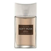 Avon Soft Musk Delice Eau de Toilette Spray 50 ml Boxed  - $12.40