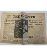 The Volette Martin Tennessee 1961 UT Martin Newspaper Number 11 - $14.01