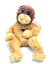 Coca-Cola Bean Bag Plush Orangutan Orany International Collection SINGAPORE 0247 - $18.90