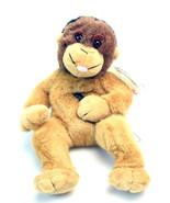 Coca-Cola Bean Bag Plush Orangutan Orany International Collection SINGAP... - $18.90