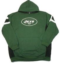 4XL Men's New York Jets Hoodie NFL Passing Game Pullover Hooded Sweatshirt