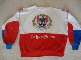Brand Ivy League Football Sweatshirt Sz M Rap Hip Hop B Boy 80s Vintage ... - $34.64