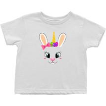 Easter Uni-Bunny T-Shirts | Easter shirt | Easter shirt for girls | East... - $18.40