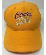Coors Light Racing Adjustable Hat #40 Sterling Martin Embroidered Baseba... - £12.58 GBP
