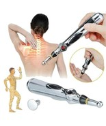 Pen Electric Meridians Laser Therapy Heal Massage Electronic Acupuncture - €40,34 EUR