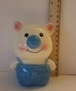 PIGGY BANK - Pig Money Box for Coins & Cash - Novelty Childrens Saving B... - $5.93