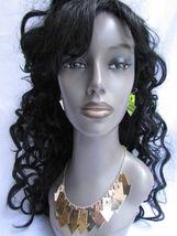 Mujer Sexy Metal Dorado Lightning Flechas Encanto Moda Joyería Collar Set image 11