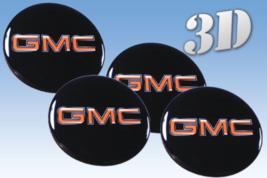 Wheel stickers Decals for Rim Center Cap Wheel  GMC - $4.49+
