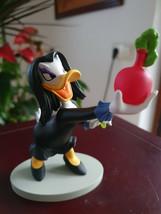Extremely Rare! Walt Disney Scrooge McDuck Magica De Spell Figurine Statue - $297.00