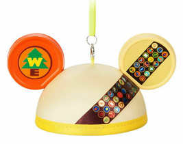 NWT Disney Parks Russell UP Ear Hat Christmas Ornament  - $24.70