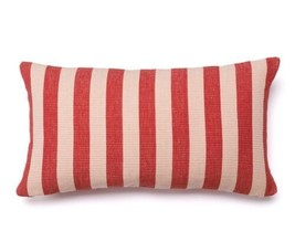 """CHAPS Home PILLOW Size: 12 x 22"""" New CAPE COD Decorative Throw Striped R... - $59.99"""