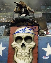 Rob Zombie Signed 8x10 Photo Certified Authentic PSA/DNA COA - $227.69