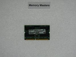SG572648578CZ3RSD8 512MB PC133 133MHz ECC 144-Pin SoDimm Memory Module (64x8)