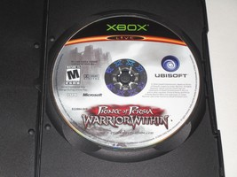 Prince of Persia: Warrior Within (Xbox, 2004) DISC ONLY - $3.79