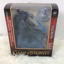 McFarlane Toys Game of Thrones Deluxe Box Viserion Ice Dragon Action Figure - $30.84