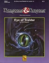 Eye of Traldar (Dungeons and Dragons/Module) [paperback] - $64.95