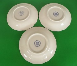 Nikko HAPPY HOLIDAYS Footed Cup and Saucer Set (s) LOT OF 3 Christmas Tr... - $19.30