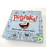 Pictureka! Board Game Parker Brothers Hasbro Family 6+, Missing 3 Cards - £5.75 GBP