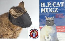 Hamilton hp Mugz Easy&quick-fit Komfort Katze Maulkorb M Verstellbar Pflege - $7.34
