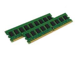 Kingston Value Ram 2GB 667MHz DDR2 Ecc CL5 Dimm (Kit Of 2) Desktop Memory - $31.66