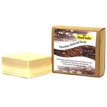 Khadi Abeers Chocolate Almond Luxury Soap - $12.73