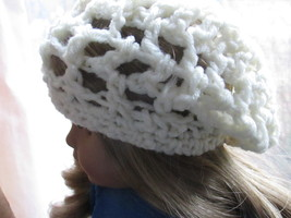 Handmade Crochet Hat/Beanie for American Girl/18 Inch Doll - $3.50