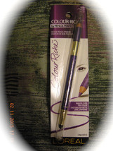 LOREAL COLOUR RICHE EYELINER NEW IN PKG 930 VIOLET BY PENCIL PERFECT NEW... - $2.48