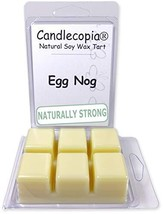 Candlecopia Egg Nog Strongly Scented Hand Poured Vegan Wax Melts, 12 Sce... - $13.21
