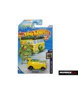 2020 Hot Wheels Teenage Mutant Ninja Turtles Party Wagon Nickelodeon TMN... - $9.89