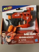 Nerf• N-Strike Mega BigShock Blaster  with 2X Darts• Hasbro• New in Package - $12.86