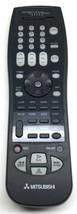 Mitsubishi 290P117B10 EUR7616Z2A TV Cable VCR DVD Remote Control LT3020,... - $4.99