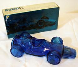 Vintage Avon Sure Winner Racing Car 5.5 oz. Decanter With Box - $5.65