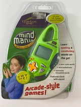 Leapfrog Quantum Leap Mind Mania Spelling Game Clip-On Arcade Style Age ... - $16.82