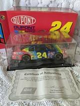 1999 Revell Jeff Gordon #24 DuPont 1/24 Diecast Nascar - $53.34