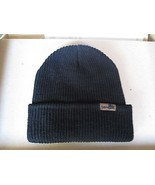 New without tags SANUK Black Watchman BEANIE - $8.99