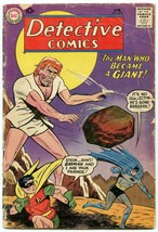 Detective Comics 278 Apr 1960 GD- (1.8) - $29.75