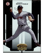 2004 Leaf Certified Materials #151 Pedro Martinez NM-MT Red Sox - $0.99