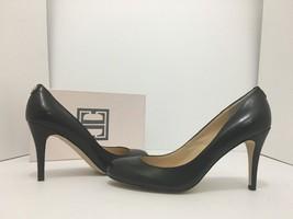 Ivanka Trump Amoro3 Black Kid Leather Women's High Heels Pumps Size US 9.5 M - $33.66