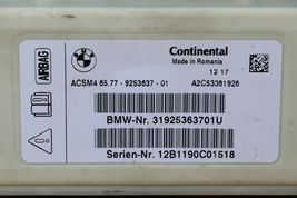 Bmw F30 F33 N20 2.0 4cyl Turbo DME BDC ECU Key Cas Ignition Module Set image 6