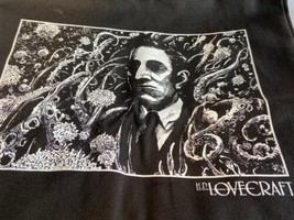 H. P. Lovecraft Canvas Tote Bag Loot Fright Crate Exclusive Cthulu Sea M... - $17.52