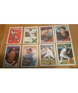 1988 Topps Baseball Cards  lot of 46 cards - $2.00