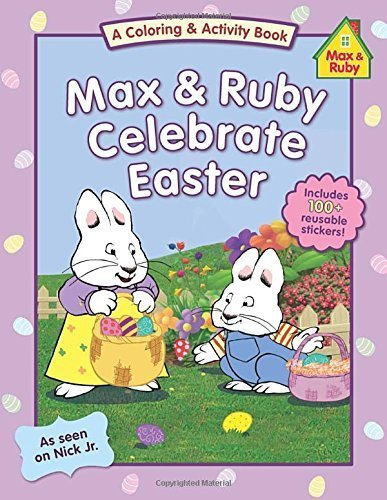 Max & Ruby Celebrate Easter (Max and Ruby) [Paperback] [Jan 21, 2010] Grosset &