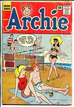Archie #149 1964-swimsuit cover-Betty-Veronica-G - $22.70
